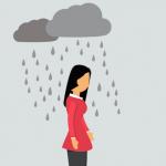 Depresia netratata, modifica structura creierului