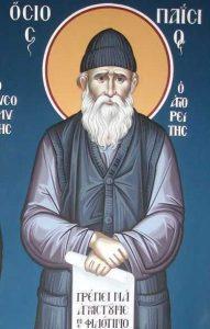 Părintele Paisie Aghiorâtul despre sinucidere
