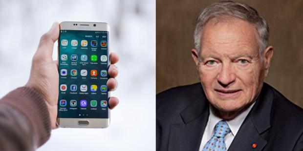 Inventatorul smartphone-ului își cere iertare