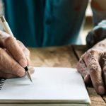 Scrisoarea emoționantă a unui bărbat bolnav de Alzheimer către soția sa